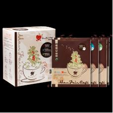 綜合口味濾泡式掛耳咖啡包(6包盒裝)